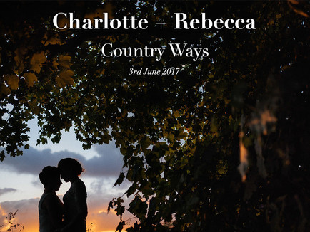 CHARLOTTE + REBECCA @ COUNTRY WAYS