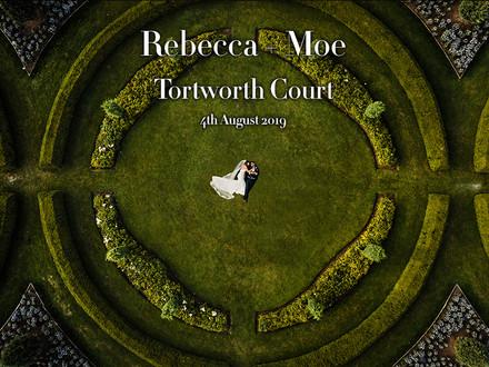 REBECCA + MOE @ TORTWORTH COURT