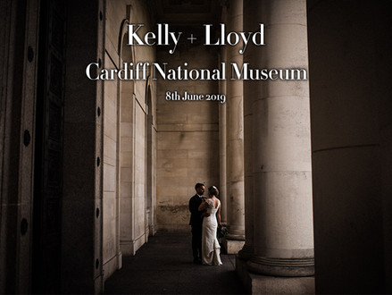 KELLY + LLOYD @ CARDIFF NATIONAL MUSEUM