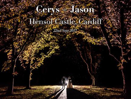CERYS + JASON @ HENSOL CASTLE