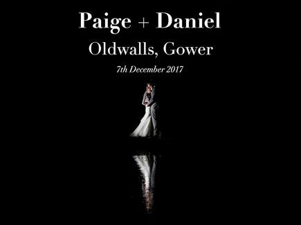 PAIGE + DANIEL @ OLDWALLS