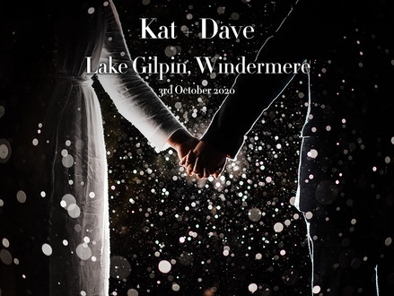 KAT + DAVE @ GILPIN HOTEL WINDERMERE
