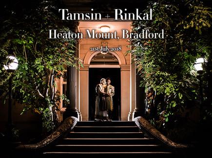 TAMSIN + RINKAL @ HEATON MOUNT INDIAN WEDDING, BRADFORD