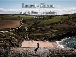 LAUREL + SIMON @ MWNT, PEMBROKESHIRE