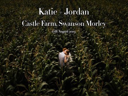 KATIE + JORDAN @ CASTLE FARM