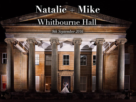 NAT + MIKE @ WHITBOURNE HALL