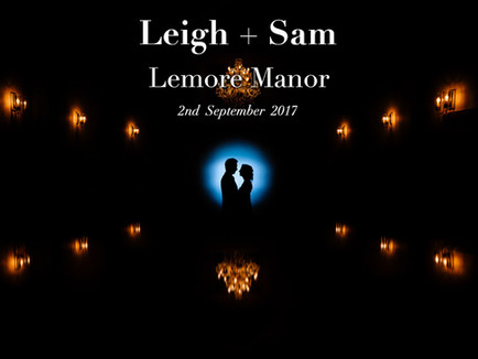 LEIGH + SAM @ LEMORE MANOR