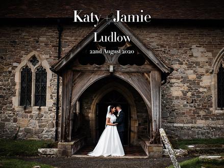KATY + JAMIE @ LUDLOW