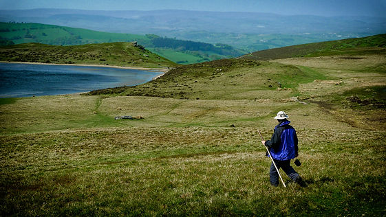 Pant y Llyn. Just 45 minutes walk from your yurt.
