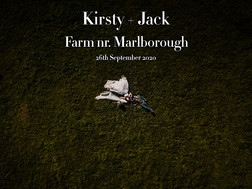 KIRSTY + JACK @ MARLBOROUGH