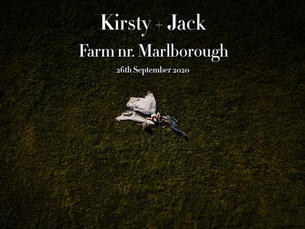 KIRSTY + JACK @ MARLBOROUGH