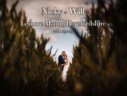 NICKY + WILL @ LEMORE MANOR