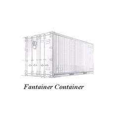 Fantainer Container