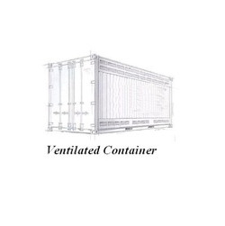 Ventilated Container