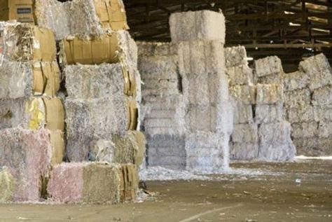 Aparas Reciclagem da Sulamericana Papel