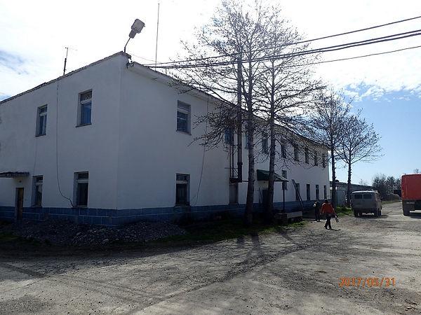 Арманский лососёвый рыбоводный завод