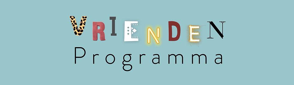 Vriendenprogramma