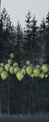 balloon forest (detail)