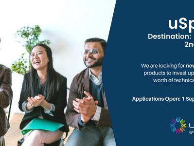 Applications to Our Next 'Destination Start-Up Partner Program' Cohort