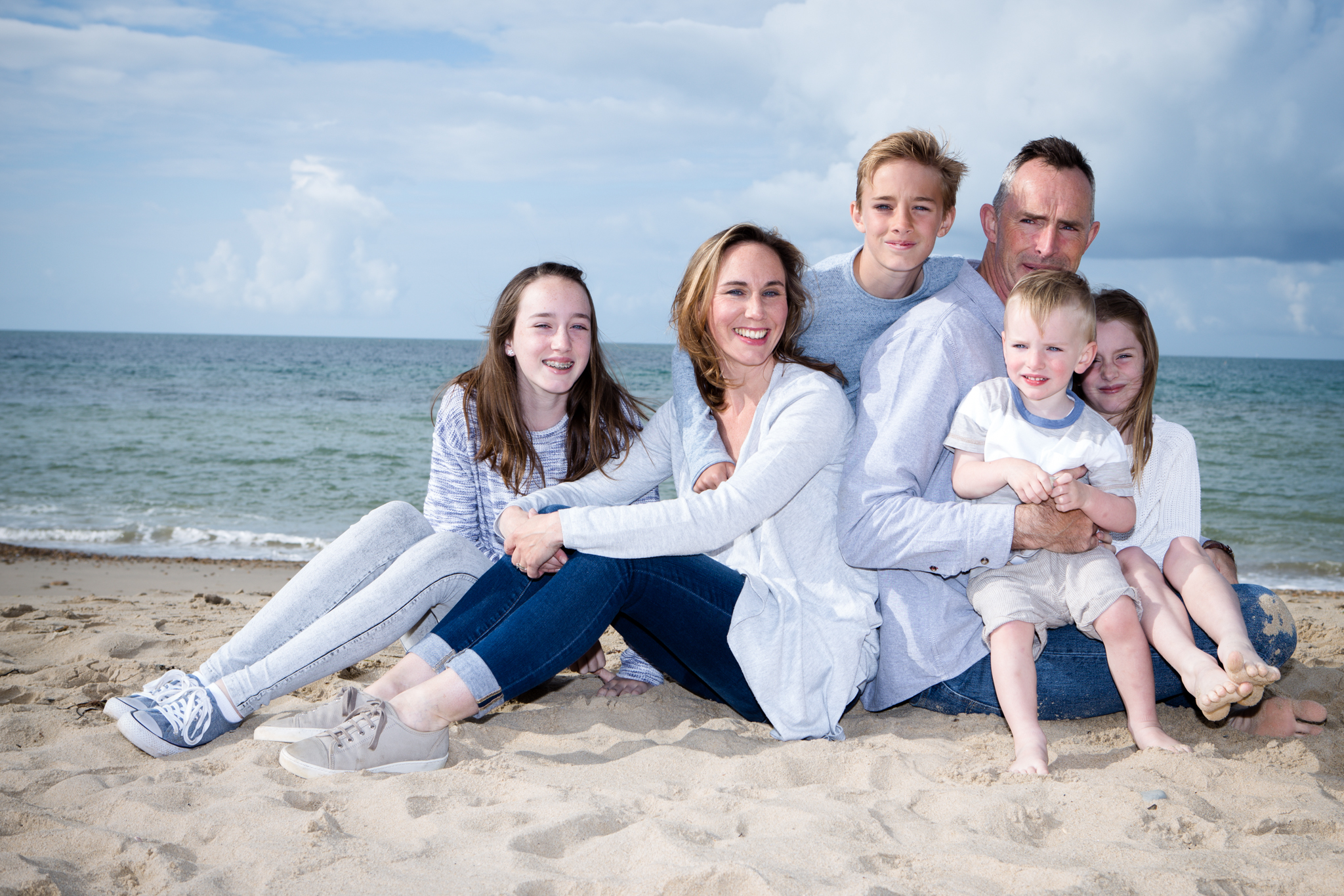 Cook Family-