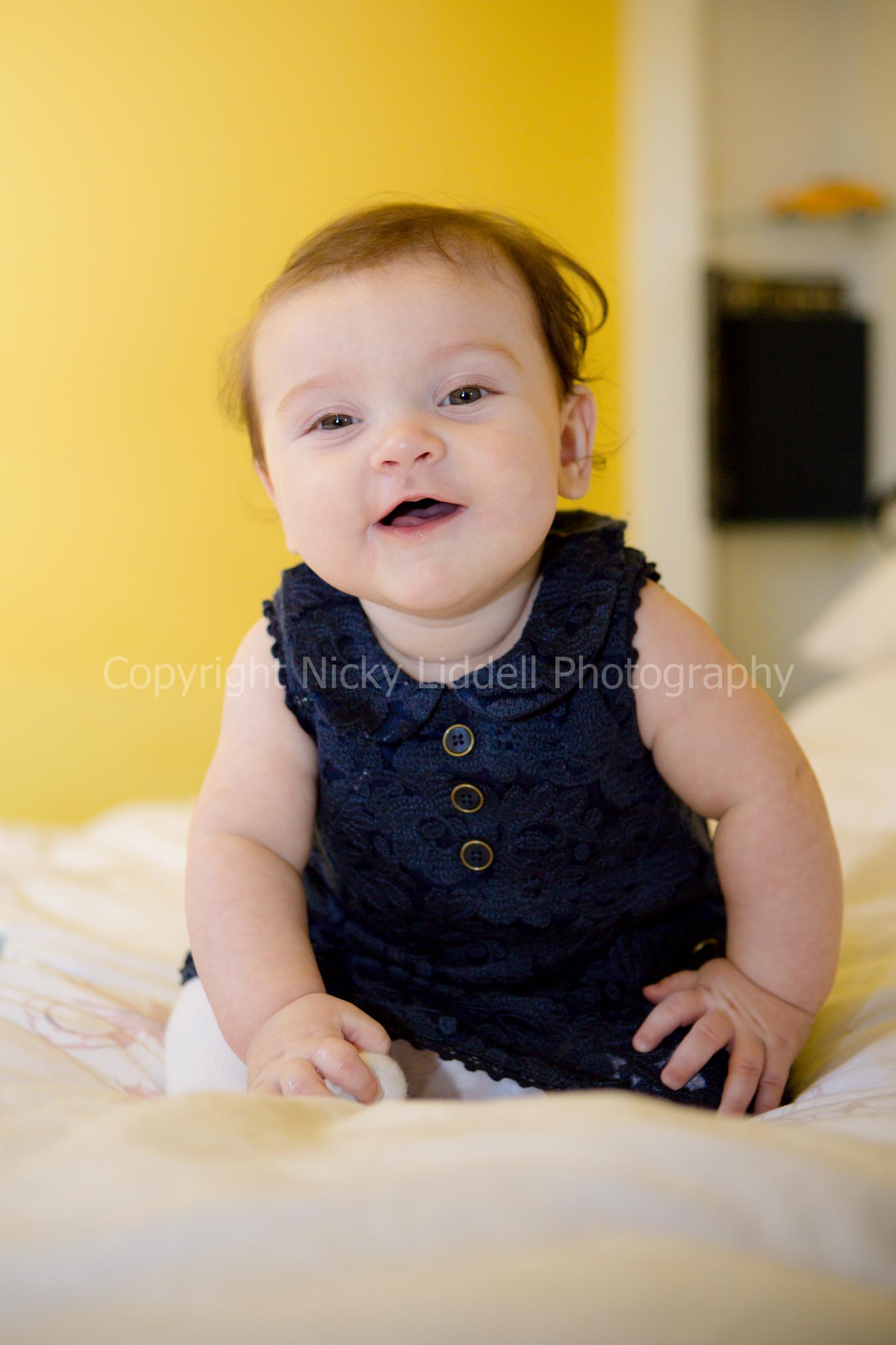 Amelia 6 months-10