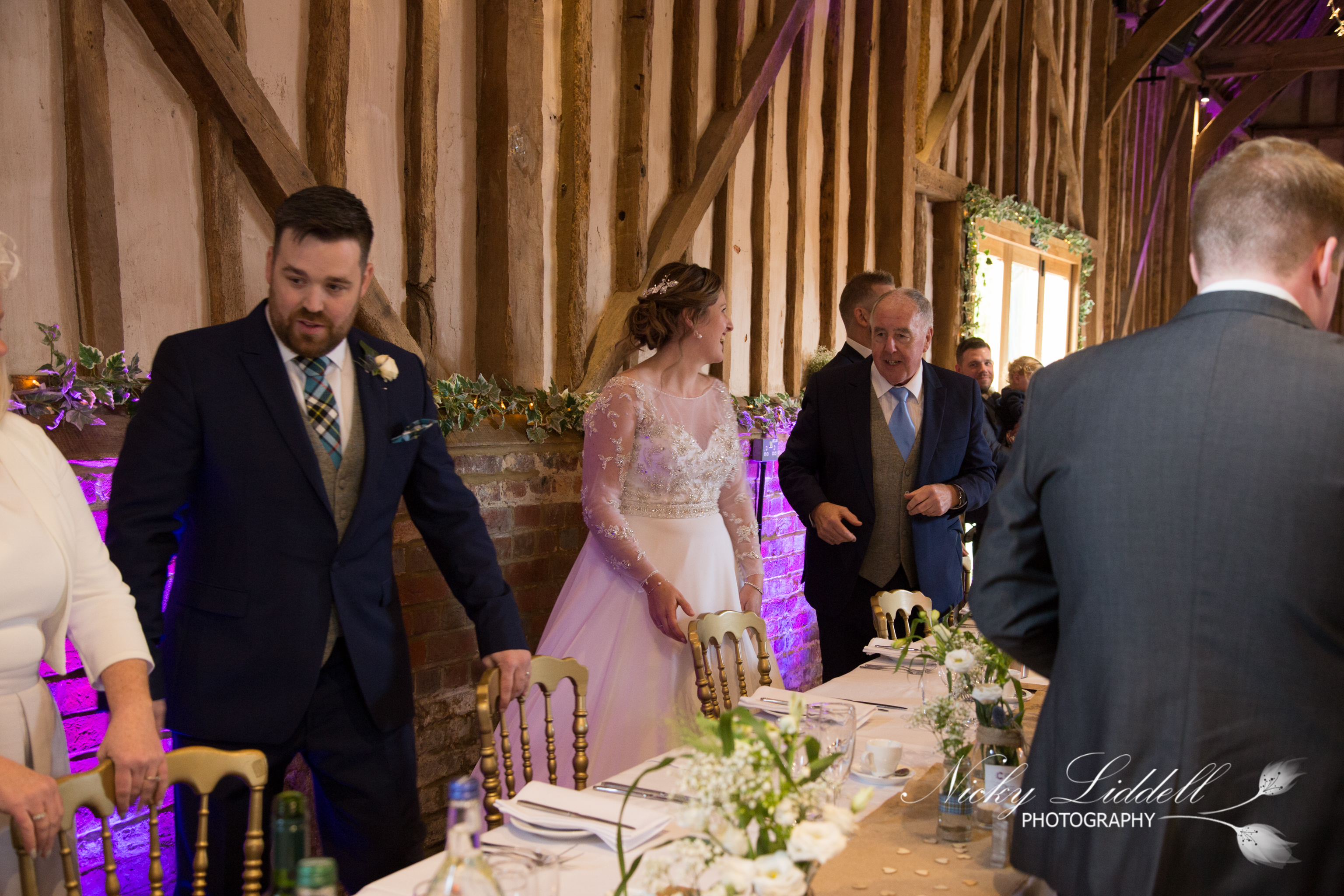 Sarah & Brian Wedding Breakfast-28