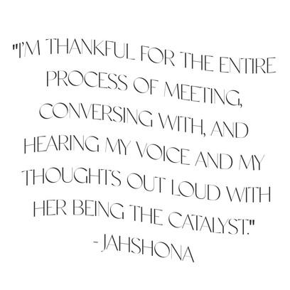 Jahshona