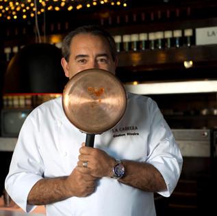 Chef Gastón Riveira
