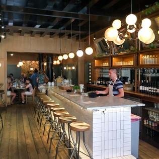 Restaurant Flat Iron London