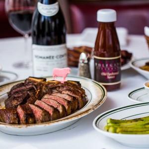 Wolfgang´s Restaurant New York