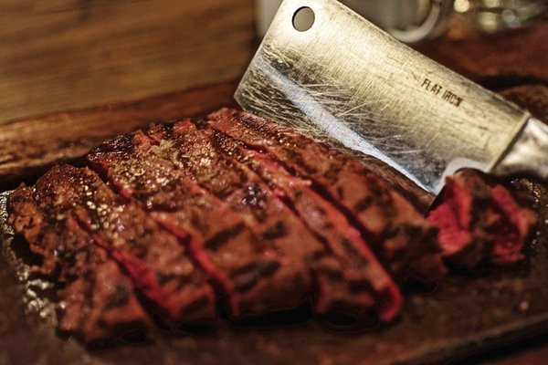 Flat Iron Steak London