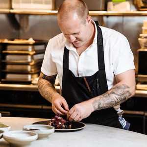 Kingsleys Sydney Chef Daniel Corbett