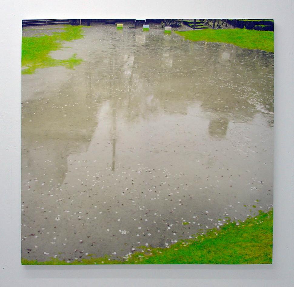 散花の雨Ⅱ 2008