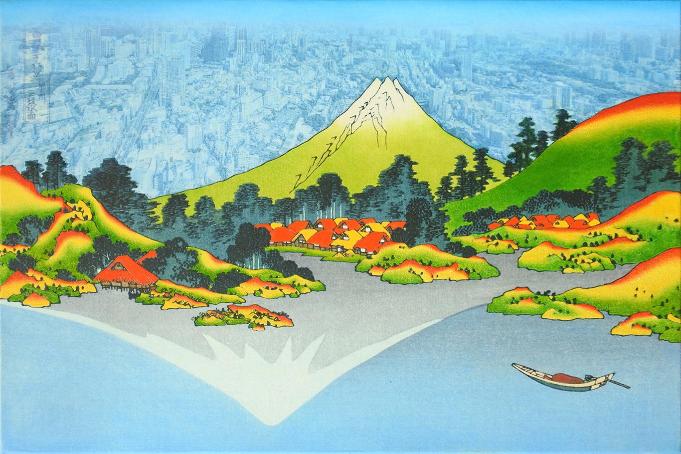 空中庭園「秋」