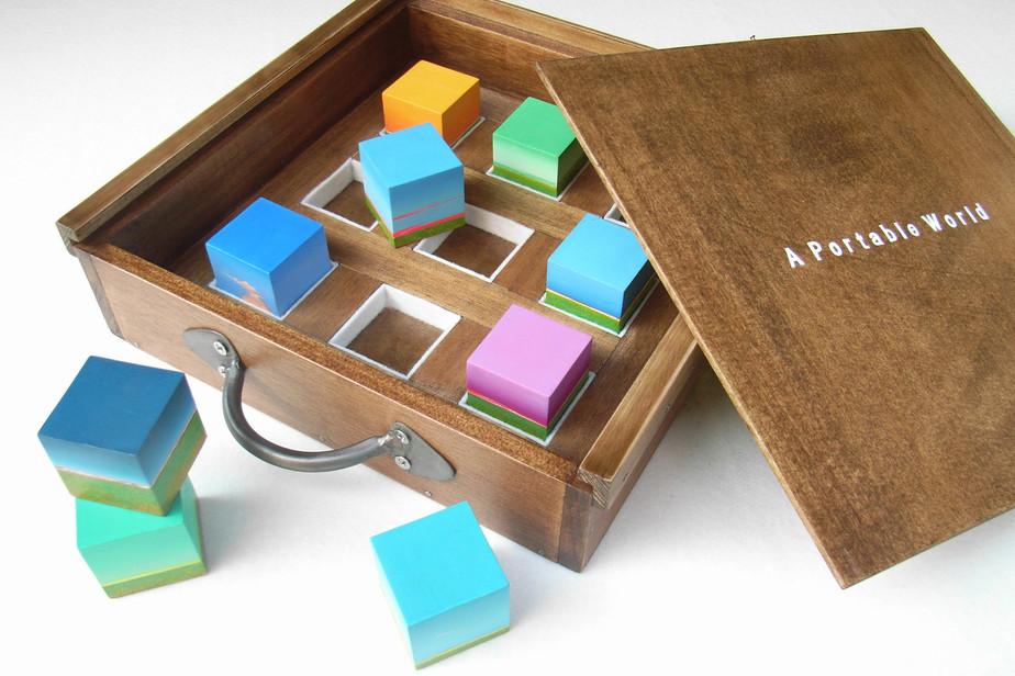 a portable world 2008