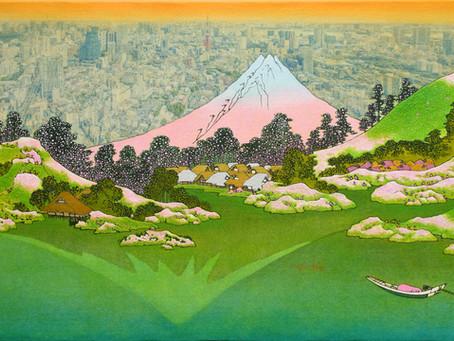 """association game  """"Dear Hokusai"""""""