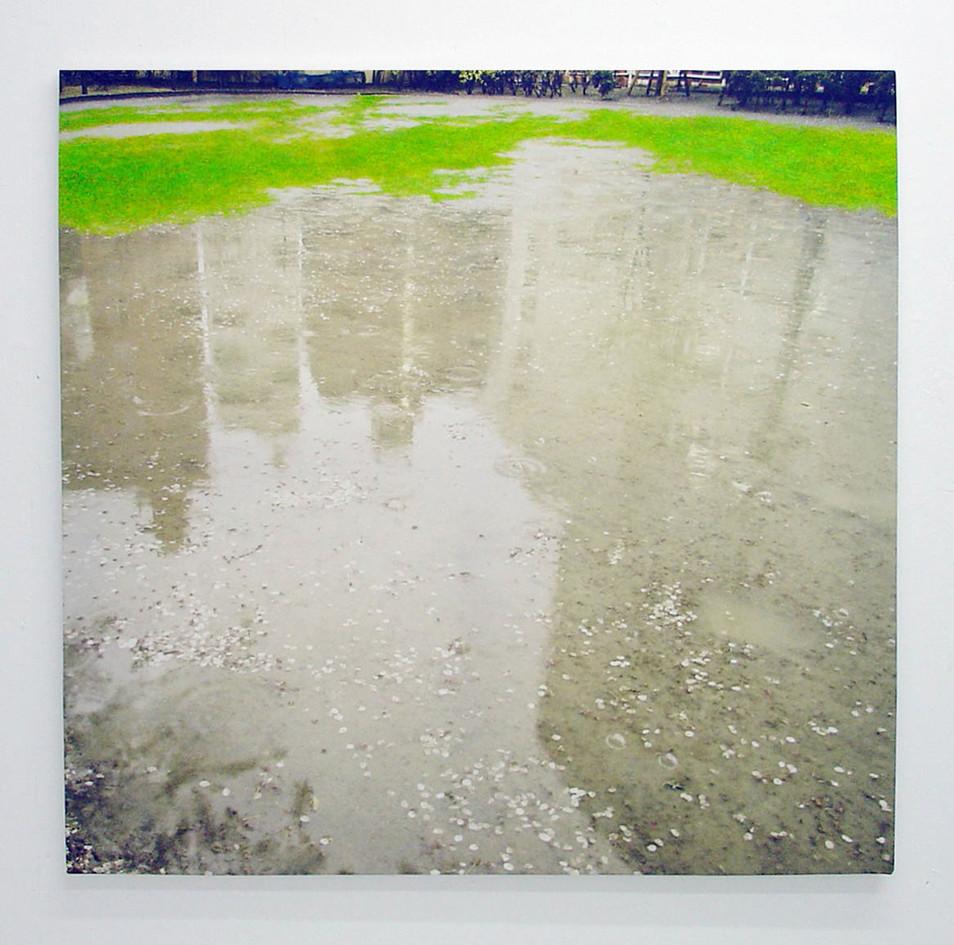 散花の雨Ⅰ 2008