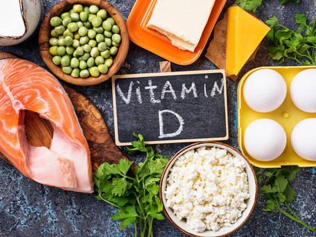 Supplementing With Vitamin D & Why Is It So Important In Winter?