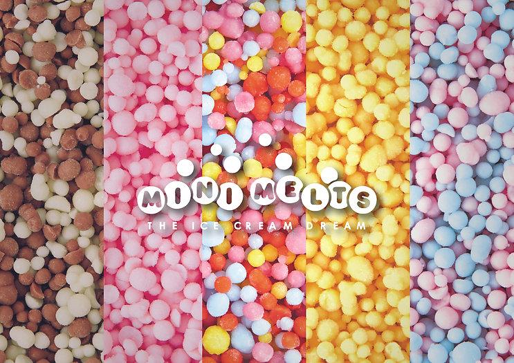MiniMelts Flavour Background (Horizontal