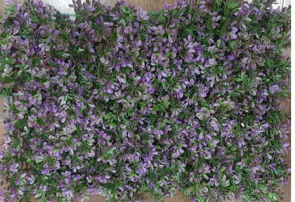 Purple Small Leaves Tile (Indoor).JPG