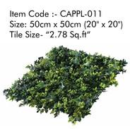 CAPPL - 011Artificial Vertical Garden Gr