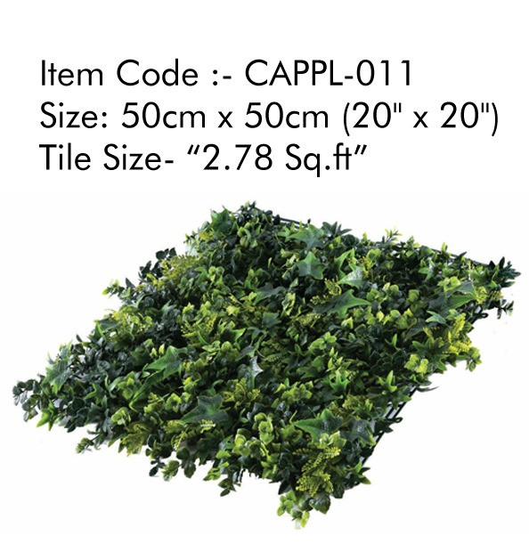 CAPPL - 011Artificial Vertical Garden Gr