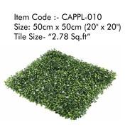 CAPPL - 010 Artificial Vertical Garden G
