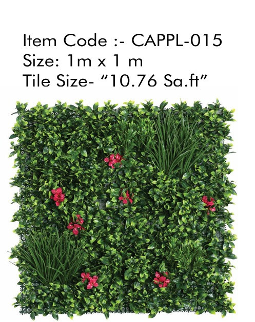 CAPP - 015 Artificial Vertical Garden Gr