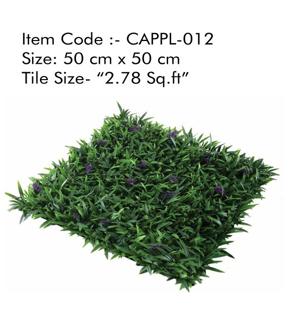 CAPPL - 012 Artificial Vertical Garden G