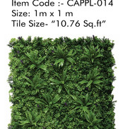 CAPPL - 014 Artificial Vertical Garden G