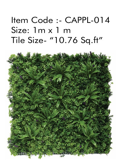 CAPPL - 014 Artificial Vertical Garden G
