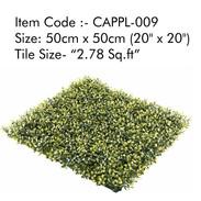 CAPPL -009 Artificial Vertical Garden Gr