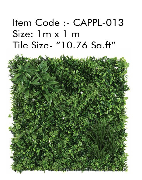 CAPPL - 013 Artificial Vertical Garden G