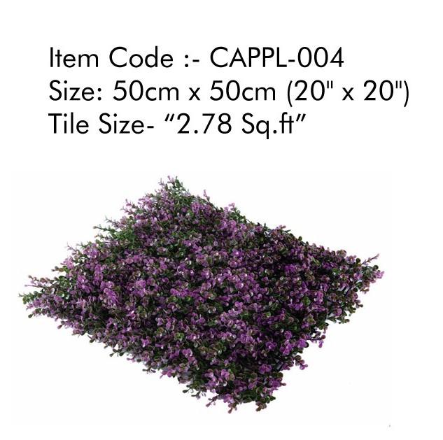 Cappl -004 Artificial Vertical Garden Gr